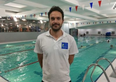 Luigi Cordiano Swimming Instructor