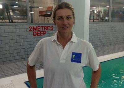 Magda Swimming Teacher